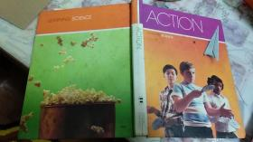 ACTION (LEARNING SCIENE)(英文原版)精装(多图 彩印)