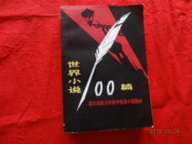 世界小说100篇(中)