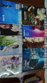 数码摄影(2012年2~12集共十一册,少第一集)