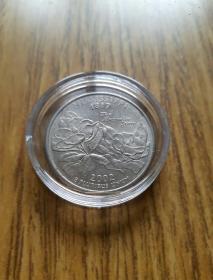 美国州纪念币25分 密西西比州 (1817--2002年)