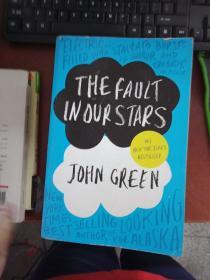 [现货特价]The Fault In Our Stars命运的错/生命中的美好缺憾/无比美妙的痛苦 英文原版9780525426004