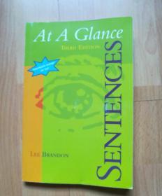 At a Glance sentences