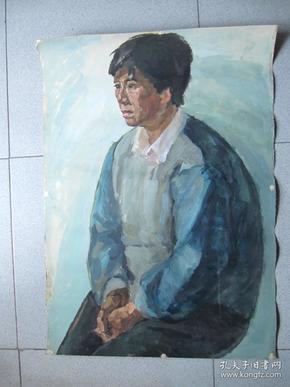 老水彩画人物. 3