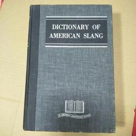 dictionary of amercican slang(美国俚语词典)