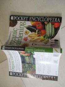 POCKET ENCYCLOPEDIA Organic Gardening袖珍百科全书有机园艺  详情如图 32开本  13-1