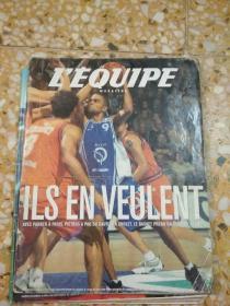 LEQUIPE magazine            2000年(总972期)