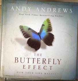 The Butterfly Effect: How Your Life Matters  Hardcover 蝴蝶效应:你的生活如何重要  精装