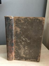1822 The Whole Works of the Right Rev. Jeremy taylor .d.d. vol .vi  22*14cm