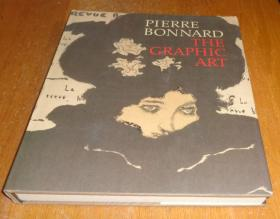 2手英文 Pierre Bonnard: The Graphic Art 波纳尔画册 xgd6