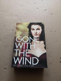 Gone With the Wind飘/乱世佳人 英文原版