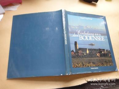 Einladung an den Bodensee 〔外文原版〕