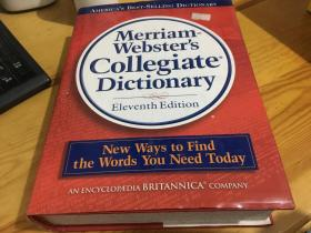 Merriam-Websters Collegiate Dictionary 附光盘