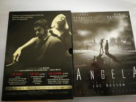 天使。特别收藏版DVD。