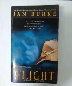 JAN BURKE FLIGHT 简伯克航班飞行
