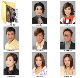 米雪  江美仪  女人最痛   官方剧照   请告诉卖家每张剧照下面的编号