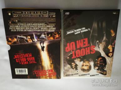 赶紧杀绝。特别收藏版DVD。