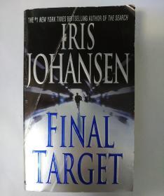 IRIS JOHANSEN FINAL TARGEL