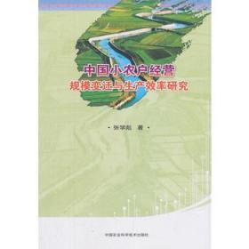 中国小农户经营规模变迁与生产效率研究