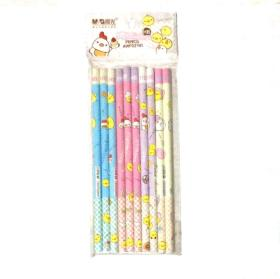 Morning Light (M & G) AWP32301 Round Pencil HB 10 Pack