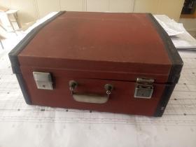 百乐牌手风琴(原厂琴盒,有说明书、合格证)