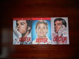 Darkly Dreaming Dexter(嗜血法医第一、二季合售,英文原版,详见描述)