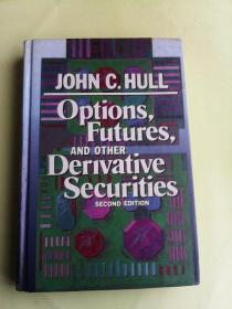 Options, Futures and Other Derivatives   期权、期货及其他衍生品  英文原版精装本   1993年第二版