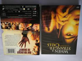 陌生来电,赌博网:珍藏版DVD