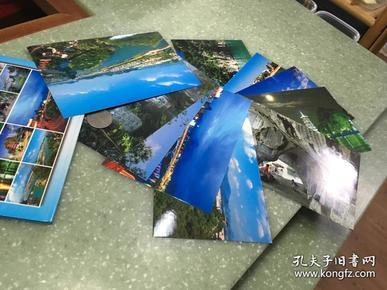 桂林滨江风景明信片十张