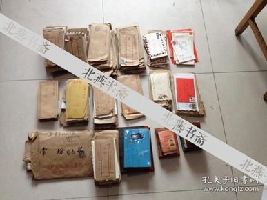同一来源:中国社会科学院东欧中亚杂志社社长、研究员、法学博士 常玢 旧藏:信札 400通合售(详见照片和描述)