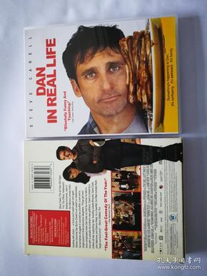 丹的真实生活。珍藏版DVD。