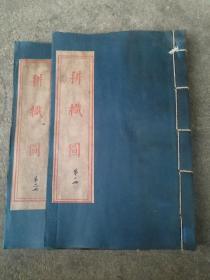 《耕织图》两册全