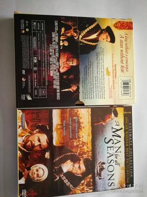 日月精忠。收藏版DVD。