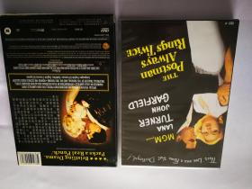 邮差总按两次铃     珍藏版DVD。