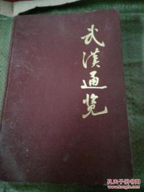 武汉通览 (一版一印.精装)