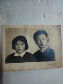 安庆人老照片50年代