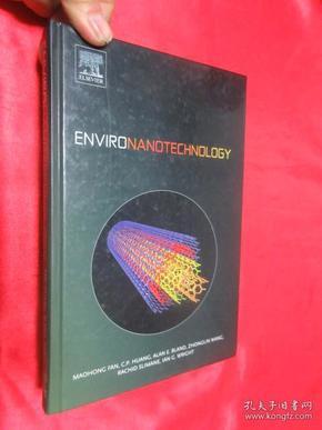 Environanotechnology (硬精装) 【详见图】