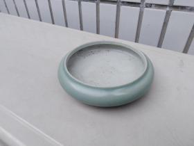 清末(豆青釉瓷器)-----笔洗