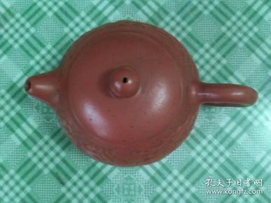 罕见老(紫砂壶)1把。