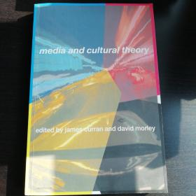 Cultural and Media Theory, edited by James Curran and David Morley  (Routledge)《传播与文化理论》 英文原版