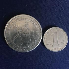 外国硬币 21