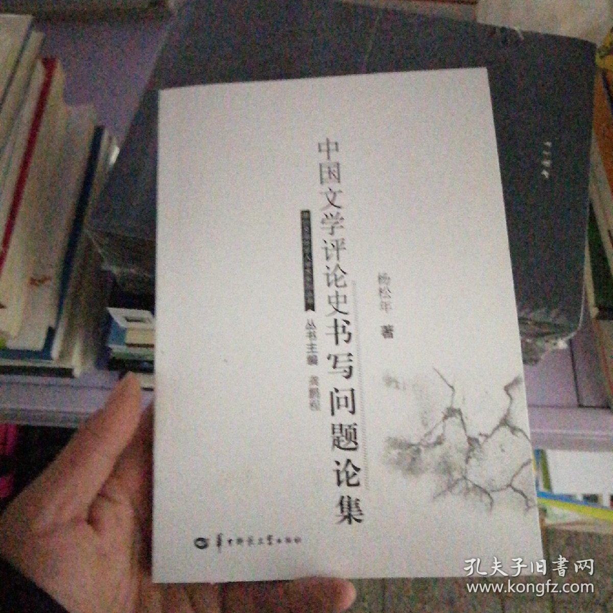 中国文学评论史书写问题论集