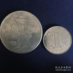 外国硬币 28