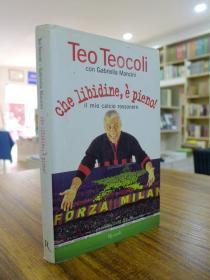Teo Teocoli con Gabriella Mancini