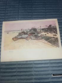 画片:洛阳码头(独立一张)