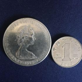 外国硬币 30