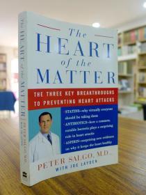 PETER SALGO,M.D:THE HEART OF THE MATTER
