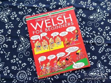 usborne internet-linked welsh for beginners