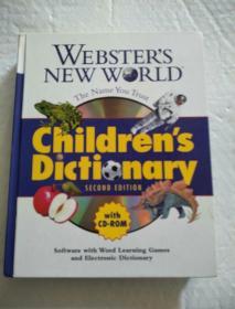 Childrens Dictionary (详情看图)