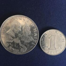 外国硬币 43
