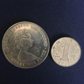 外国硬币 45